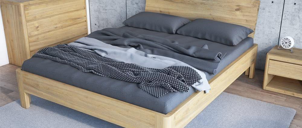 łóżko tapicerowane
